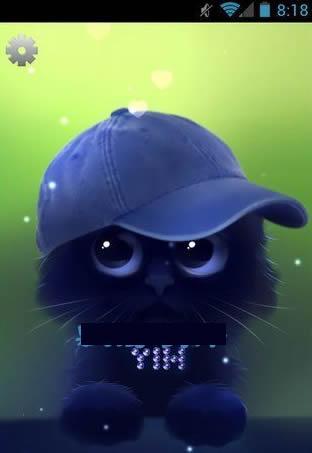 阴猫中文版|阴猫宠物动态壁纸软件v1.2.1安卓版