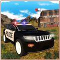 犯罪城市警车追逐破解版