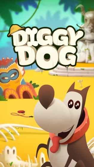 我的冒险狗(My Diggy Dog)官方汉化版  v2.255图5