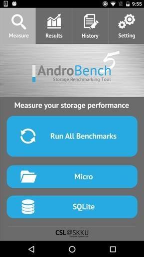AndroBench 5.1下载官网  图2
