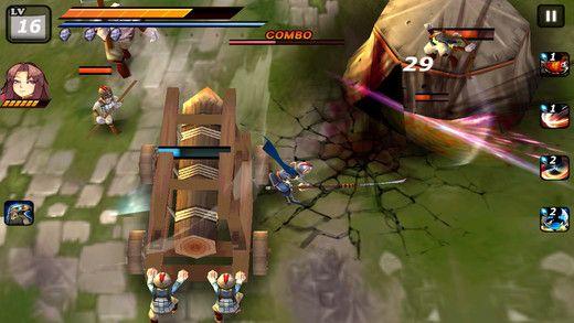 亡灵杀手夏侯��2游戏安卓版  v1.0图5