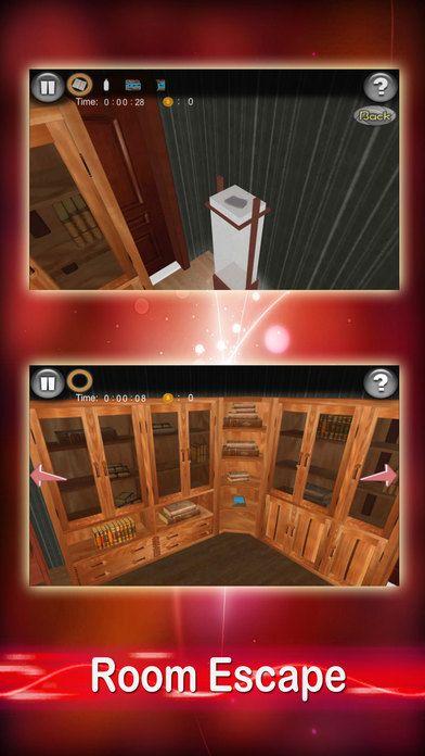 逃脱23间罕见密室手机安卓版  v1.0.295图1