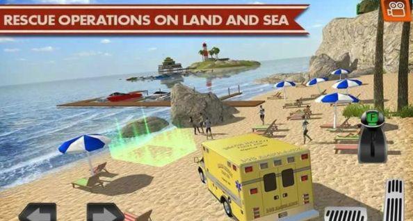 海岸交通工具模拟驾驶游戏安卓版  v1.1图2