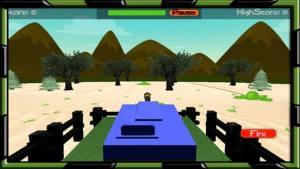 坦克射手在军用战区汉化版图3