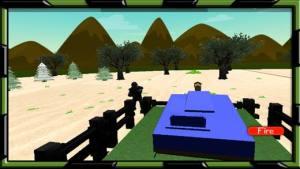 坦克射手在军用战区汉化版图4
