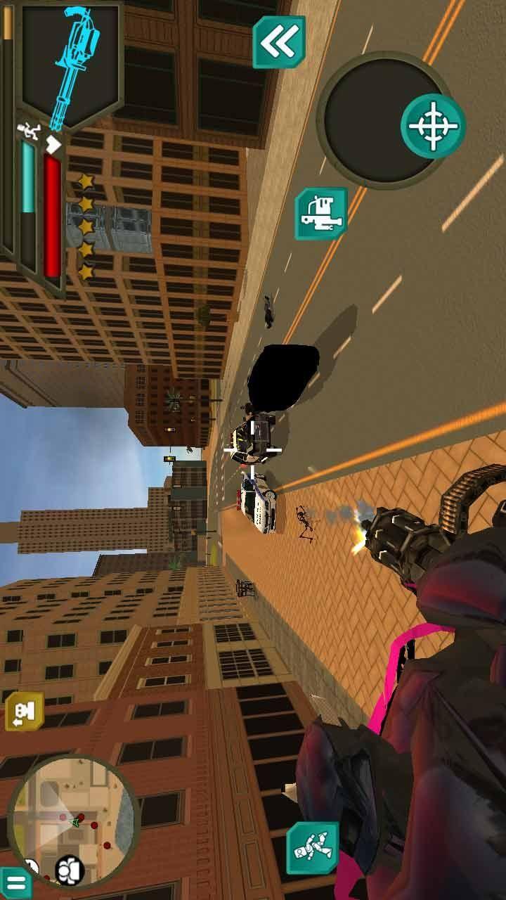 终极使命机器人战争游戏安卓版  v1.1图4