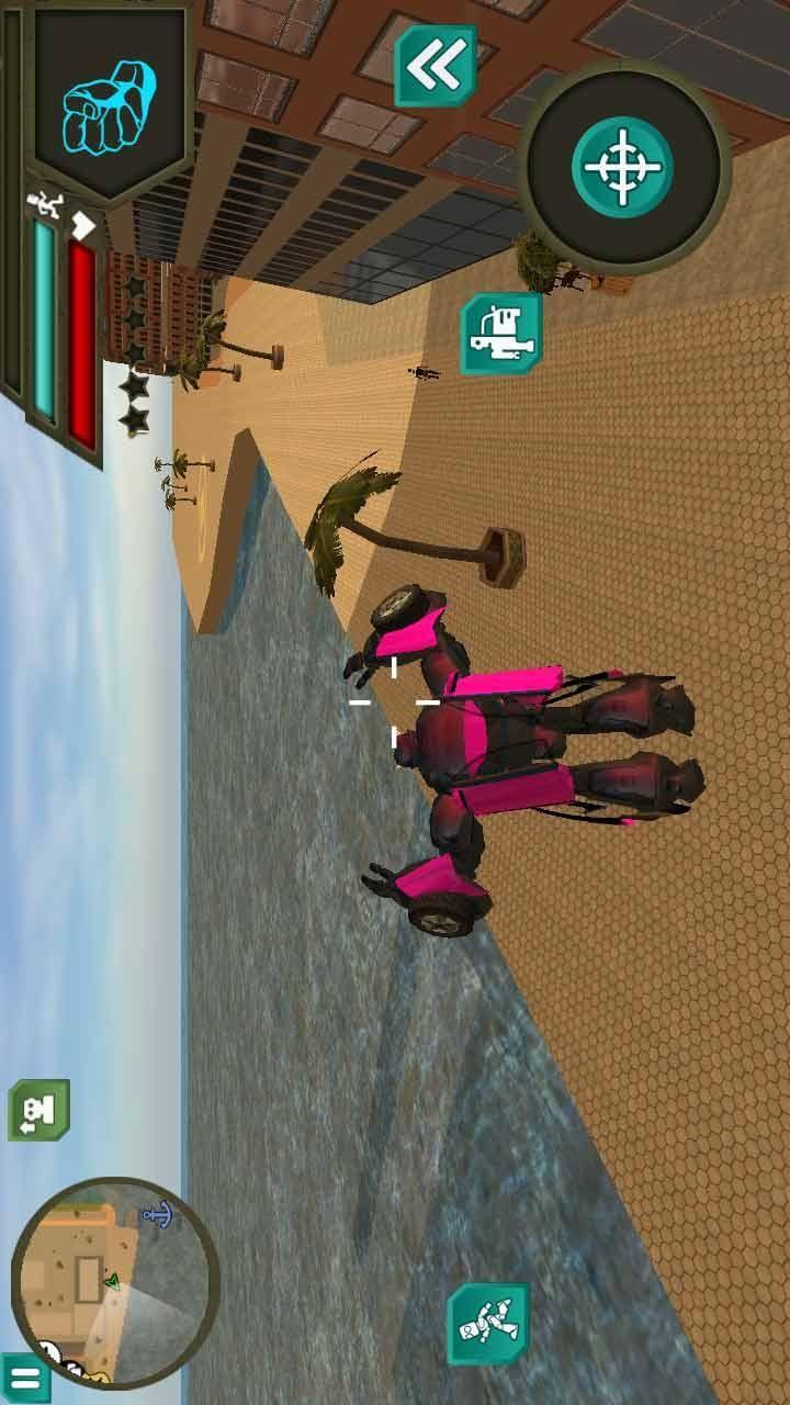 终极使命机器人战争游戏安卓版  v1.1图2