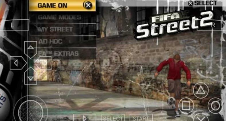 FIFA街头足球2手机游戏(含数据包)  v1.2图1