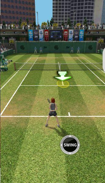 网球公开赛游戏安卓版  v2.9.2300图3