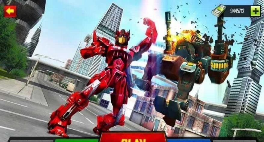 变形机器人英雄中文汉化版  v1.0图4