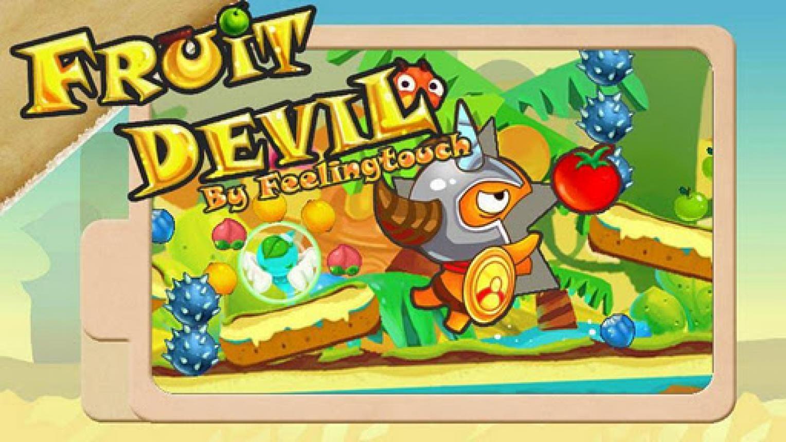 水果魔鬼安卓免�M版  v1.0�D2