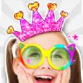 公主变身相机游戏