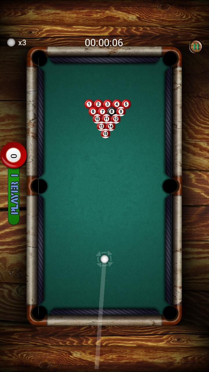 玩转台球手机免费版  v1.0图4
