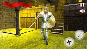 忍者刺客战士破解版图2