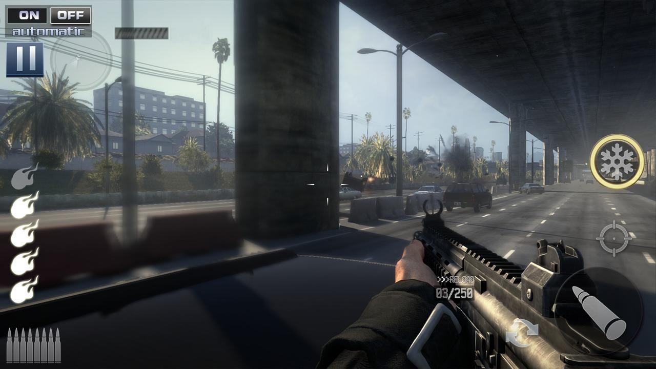 僵尸射手战争之怒游戏手机版  v1.1图5