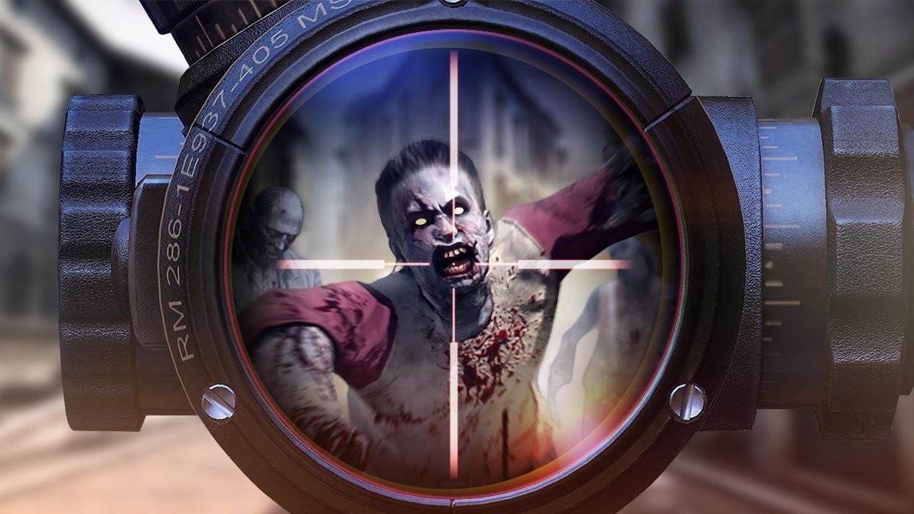 僵尸射手战争之怒游戏手机版  v1.1图1