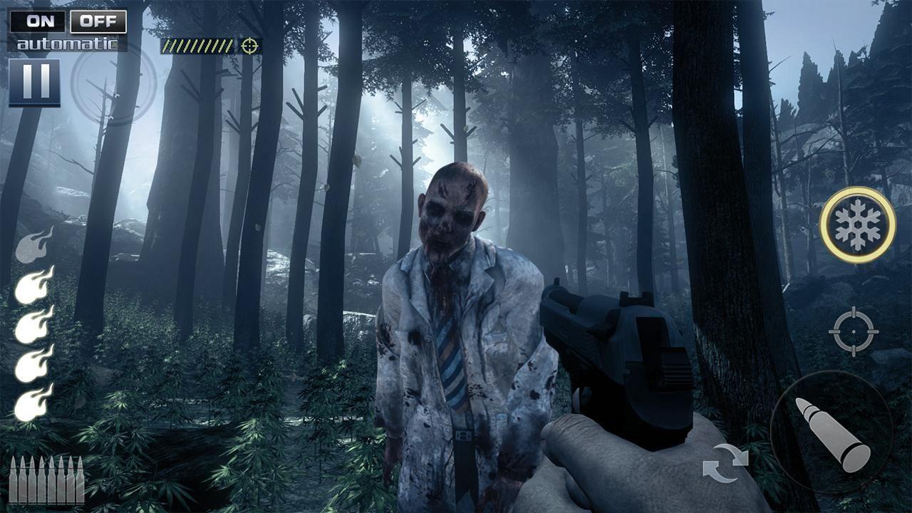 僵尸射手战争之怒游戏手机版  v1.1图4