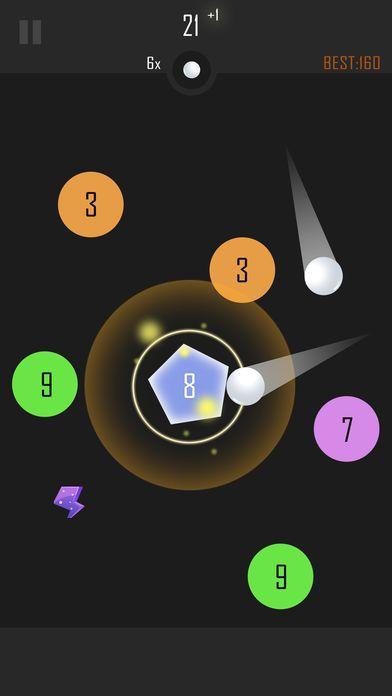 坠落星球无限生命破解版  v1.0图2