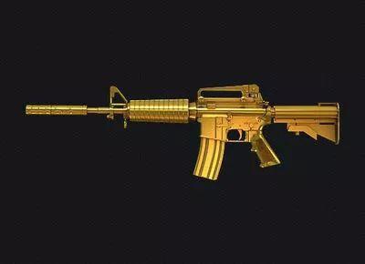 穿越火线枪战王者黄金武器枪械调整计划[多图]
