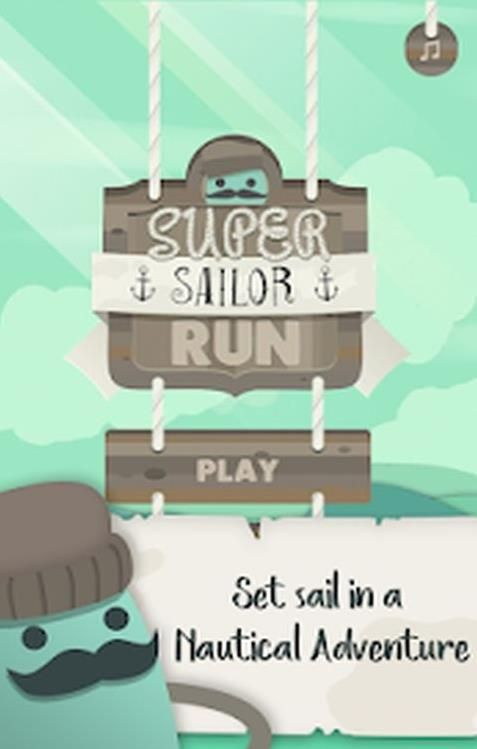 超级水手跑游戏安卓版  v1.0图3