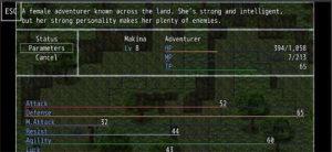 堕落的马基纳和废墟之城游戏图3