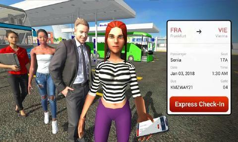 世界客车模拟器游戏安卓版  v1.8图4