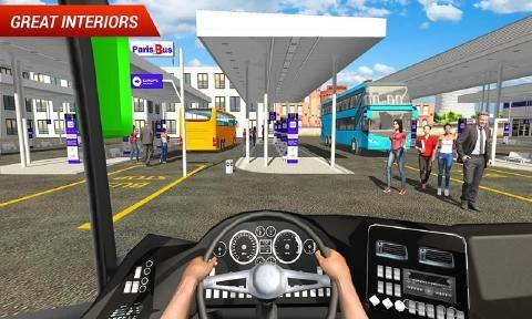 世界客车模拟器游戏安卓版  v1.8图1