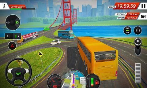 世界客车模拟器游戏安卓版  v1.8图3