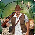 野生动物园射击游戏