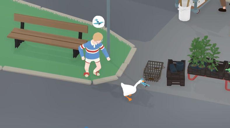 敖厂长解说大白鹅模拟器游戏安卓手机版  v1.0图4