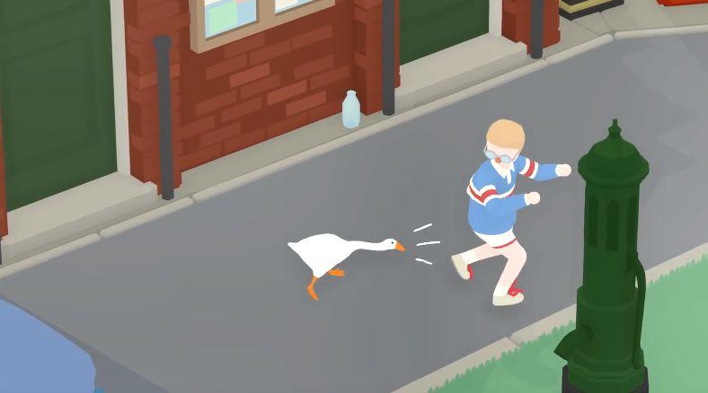 敖厂长解说大白鹅模拟器游戏安卓手机版  v1.0图3