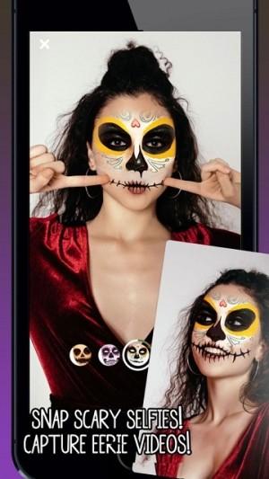 万圣节面具相机app图3