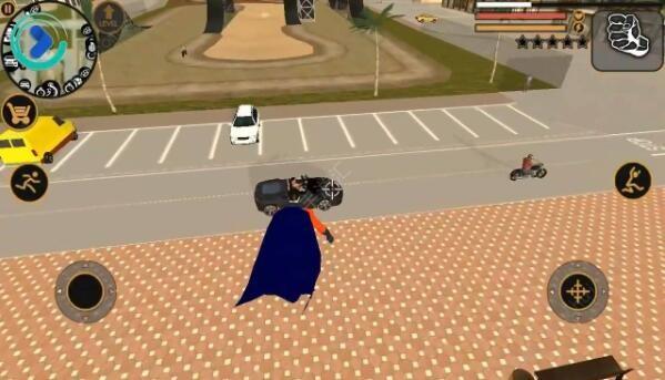 拉斯维加斯斗篷英雄安卓最新版  v1.0图1