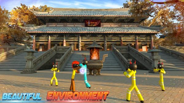 火柴人自由搏击游戏安卓版  v1.0图2
