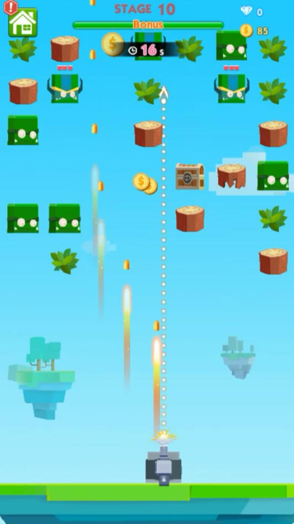 丛林飞刀大师游戏安卓版  v1.0.2图5