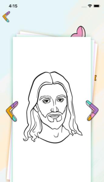 Color of faith软件手机版app  V1.0.0图2