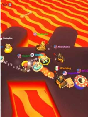 卡丁车里的小猫游戏图2