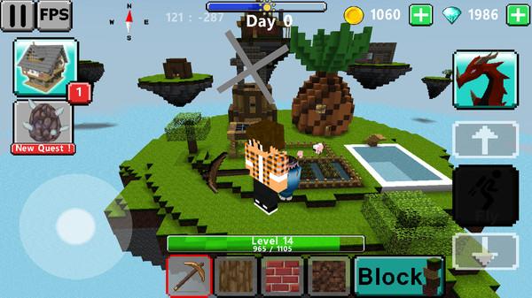 我的空岛世界游戏安卓版  v2.0.a图3