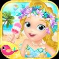 莉比小公主之美人鱼游戏