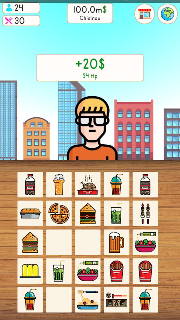 快餐厅大亨游戏安卓版  v1.0图2