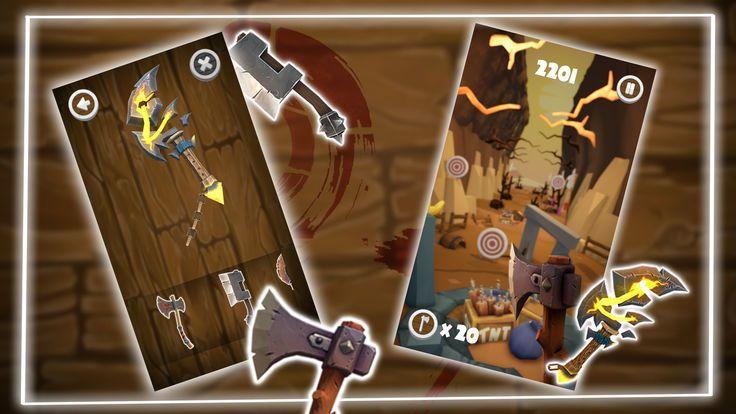 斧抛之王游戏官方安卓版  v1.0图3
