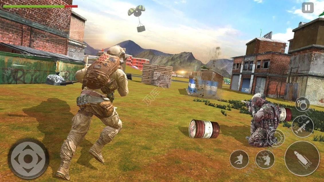 FPS Battle 2019游戏安卓版  v1.0图2