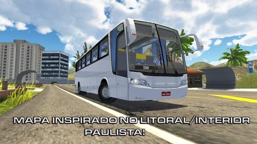 宇通巴士模拟道路游戏安卓版( Proton Bus Simulator Road)  34A图3