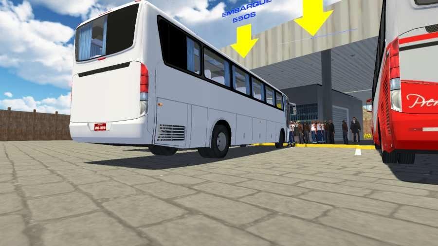 宇通巴士模拟道路游戏安卓版( Proton Bus Simulator Road)  34A图2