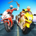 暴力摩托骑手游戏