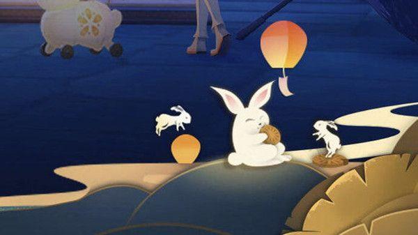 剑网3指尖江湖玉兔乌兔在哪里,黑白兔出没位置分享介绍[多图]图片3