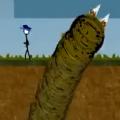蠕虫大战火柴人手机版