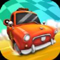3D模拟疯狂赛车游戏