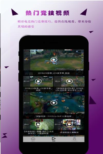 雷游电竞app官方手机版  v1.0图2