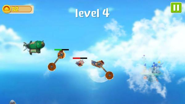 疯狂碰撞机游戏安卓版  v1.0图2